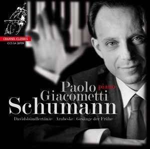 Rave review from Audiophile Audition for a new Schumann release